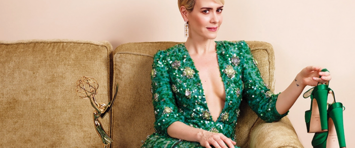 Sarah Paulson's Talks Sex Toys
